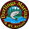 Darling's Marina and RV Resort Logo