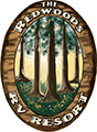 Redwoods RV Resort Logo