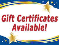 Hat Creek offers Gift Certificates