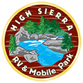 High Sierra RV & Mobile Park Logo
