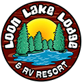 Loon Lake RV Resort Logo